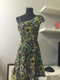 A/X one shoulder dress