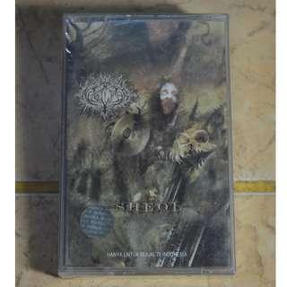 NAGLFAR - Sheol cassette tape