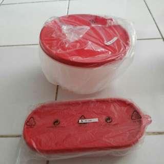 Sale - Wadah Makanan Tupperware