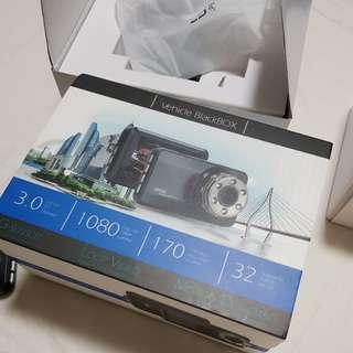 (Grab Uber) Blackbox Dashcam 1080P Car Camera L68