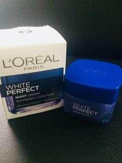 Loreal Night Cream