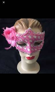 < CATZ > Masquerade Party Face Mask