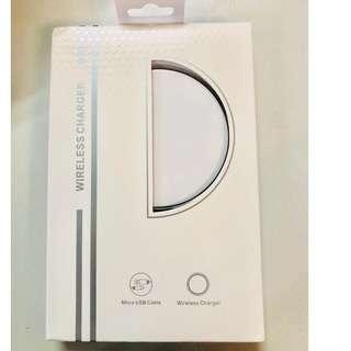 Qi Wireless Charger 無線充電器 (快叉)