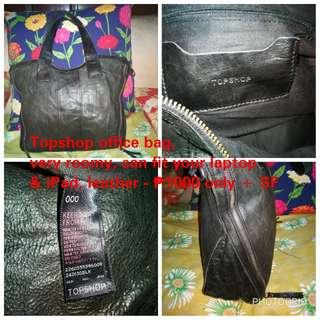 Ladies' leather bag