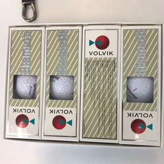 Golf balls set of 4