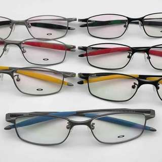 Oakley Trench Prescription Glasses