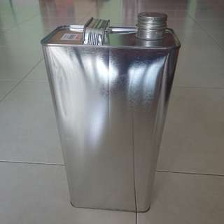 Brand new tins of (5L)