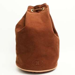 日本 HERMES 帆布 Backpack