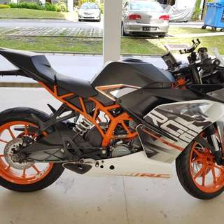 KTM RC 200 Grounding Kit