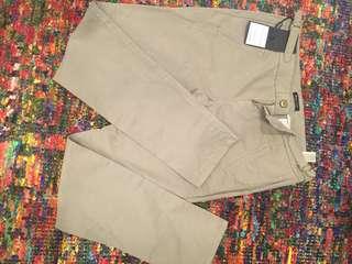 Mossimo Dutti brown pants