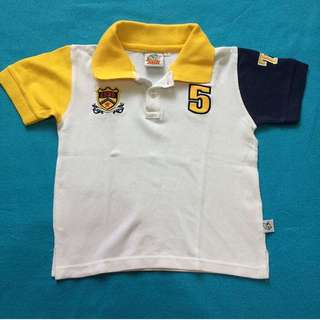 Tom & Jerry Polo Shirt (bought in Malaysia)
