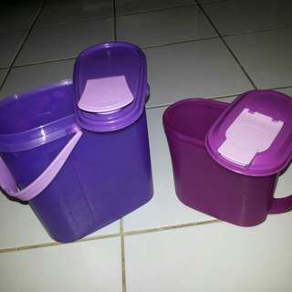 SALEE - 2 Teko Unggu Tupperware