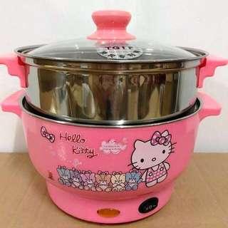 Hello Kitty Electric Pot