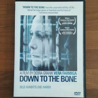 Down To The Bone DVD
