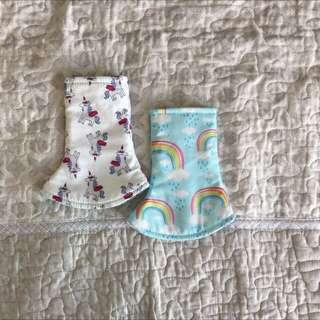 Handmade Drool pads