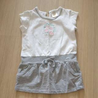 Trudy & Teddy baby dress (Preloved)