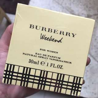 Authentic Burberry Weekend