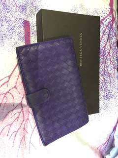 BV purple Wallet