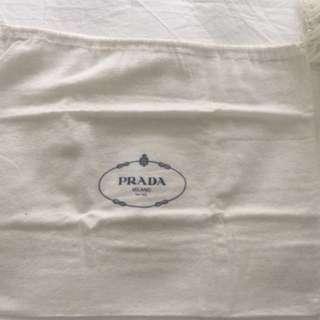 Authentic Prada, Celine & Furla dustbags