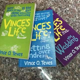 Vince's Life (Trilogy)