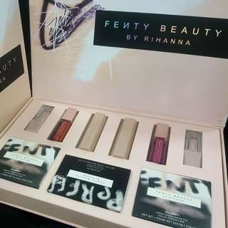 Fenty 9pc set