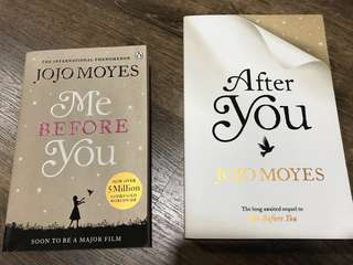 Me before you & After you (2 for RM55)