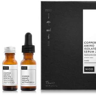 Instock | NIOD Copper Amino Isolate Serum 2:1 1% 15ml