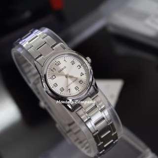 Montres Company香港註冊公司(25年老店) CASIO standard LTP-V001 LTP-V001D LTP-V001D-7 LTP-V001D-7B 兩隻色都有現貨 LTPV001 LTPV001D LTPV001D7 LTPV001D7B