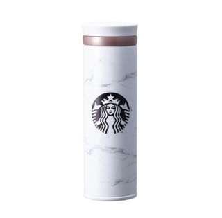 Starbucks 韓國雲石版500ml保溫瓶