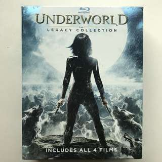 Underworld 4 Blu-ray set