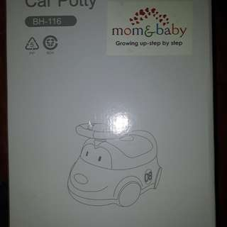 Car Potty by Mom&Baby Growing up- step by step