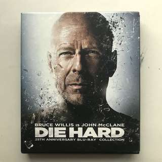 Die Hard Blu-ray box set