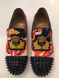 *Almost New* Christian Louboutin men shoes