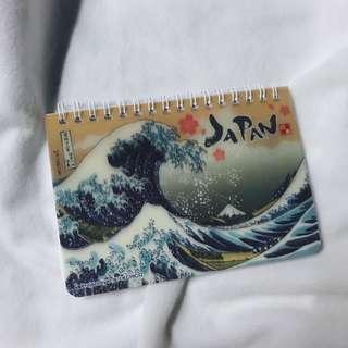 The Big Wave of Kanagawa Pocket Notebook (Lined)
