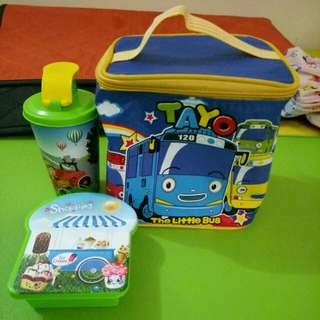 Paket lunch box #MakinTebal
