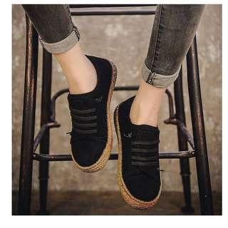 🚚 韓國適耐磨手工鞋