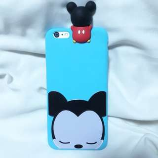 iPhone 6 Plus Mickey and Minnie Mouse cases