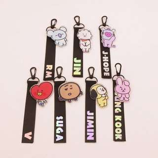 BT21 straps ready stock