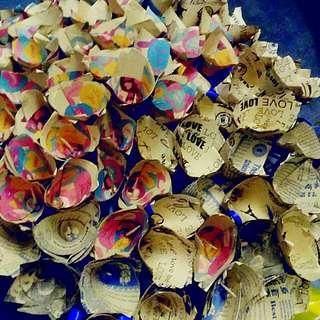 wedding bunga telur/chocolate HANDMADE