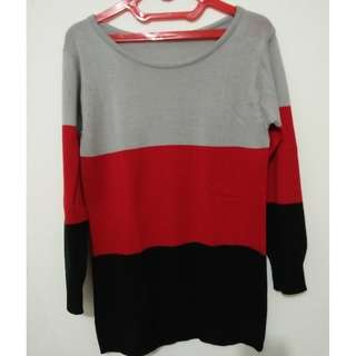 3 colors Sweater