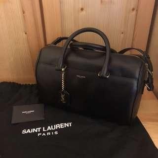 YSL Saint Laurent Classic Duffle Handbag