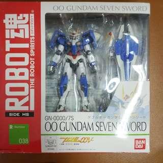 Robot 魂 OO Gundam Seven Swords