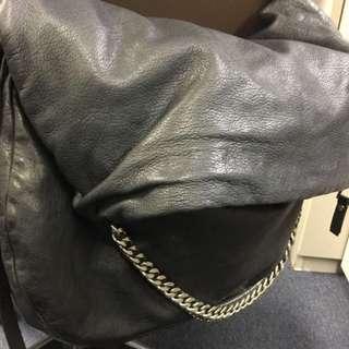 Jimmy Choo Lambskin Hobo Handbag