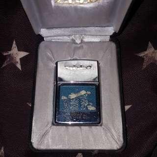 Original zippo uss pearl harbour B / VII