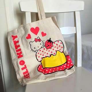 Hello Kitty 環保袋 Totebag