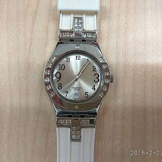 Swatch watch with Crystal