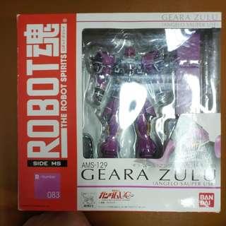 Robot魂 Geara Zulu