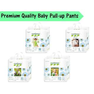 Nateen Baby Pull-Up Pants