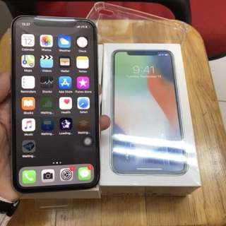 Iphone x kredit aeon/ kredit plus