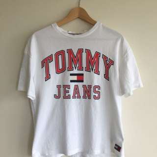 Size XS Tommy Hilfiger Denim 90s Crew Neck T-Shirt
